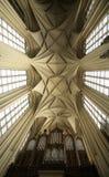 Chiesa di Maria Gestade a Vienna Fotografia Stock