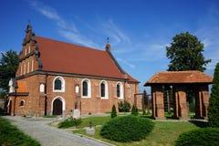 Chiesa di Maria Magdalena Fotografie Stock