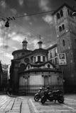 chiesa di maria santa Royaltyfria Foton