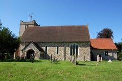 Chiesa di Mary santa, Selbourne, Hampshire Immagine Stock Libera da Diritti