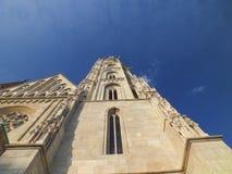 Chiesa di Matthias immagini stock libere da diritti