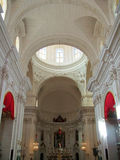 Chiesa di Mellieha Fotografie Stock Libere da Diritti