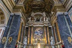 Chiesa di Miracoli di dei di Santa Maria, Roma, Italia Fotografie Stock