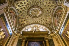 Chiesa di Miracoli di dei di Santa Maria, Roma, Italia Immagine Stock Libera da Diritti