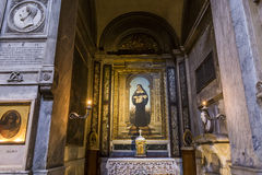 Chiesa di Miracoli di dei di Santa Maria, Roma, Italia Fotografia Stock Libera da Diritti
