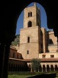 Chiesa di Monreale Fotografia Stock Libera da Diritti