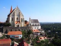 Chiesa di Moravian Fotografie Stock