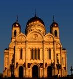 Chiesa di Mosca fotografia stock