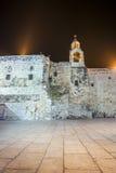 Chiesa di natività, Bethlehem immagine stock