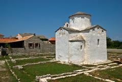 Chiesa di Nin Fotografie Stock