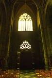 Chiesa di Notre-Dame in Dinant Immagini Stock