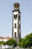 Chiesa di Nuestra Senora de la Concepcion in Santa Cruz de Tenerife Immagini Stock Libere da Diritti