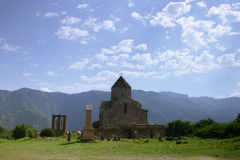 Chiesa di Odzoun Fotografia Stock Libera da Diritti