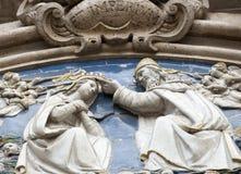 Chiesa Di ognisanti, florece Stock Afbeelding