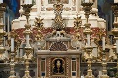 Chiesa Di ognisanti, florece Royalty-vrije Stock Fotografie