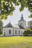 Chiesa di Ortofta immagine stock