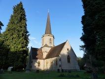 Chiesa di parrocchia della trinità santa, Penn Street fotografie stock