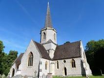 Chiesa di parrocchia della trinit? santa, Penn Street, Buckinghamshire, Inghilterra, Regno Unito fotografia stock