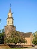 Chiesa di parrocchia di Bruton Fotografia Stock Libera da Diritti