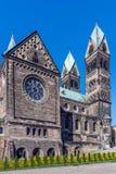 Chiesa di parrocchia di San Giacinto in Bytom Fotografia Stock Libera da Diritti
