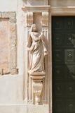 Chiesa di Passione Conversano La Puglia L'Italia Immagini Stock