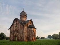 Chiesa di Peter e di Paul in Kozhevniki Fotografia Stock