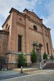 Chiesa di Piacenza. L'Emilia Romagna Fotografie Stock