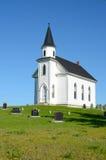 Chiesa di pietra del porto Immagine Stock Libera da Diritti