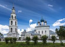 Chiesa di pietra rustica Fotografie Stock Libere da Diritti