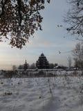 Chiesa di Pokrovskaya Fotografia Stock Libera da Diritti