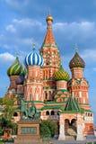 Chiesa di Pokrovsky Immagine Stock Libera da Diritti