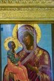 Chiesa di principe Demitry il martire del XVII secolo, Uglic, Russia Fotografie Stock Libere da Diritti