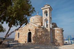 Chiesa di Profitis Elias fotografie stock