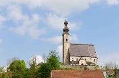 Chiesa di rabbia Fotografie Stock