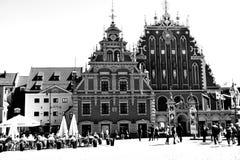 Chiesa di Riga Fotografia Stock Libera da Diritti