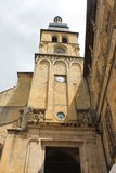 Chiesa di Rocamadour Immagine Stock
