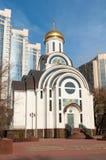 Chiesa di Rostov Fotografia Stock