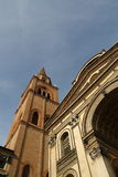 Chiesa di S.Andrea fotografia stock