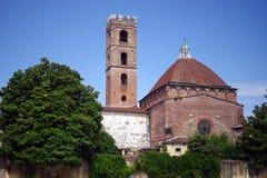 Free Chiesa Di S.Giovanni, Vista Dalla Piazza Antelminelli 6624 Royalty Free Stock Photo - 122154285
