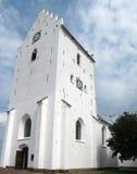 Chiesa di Saeby Fotografie Stock