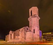 Chiesa di Saint Laurent in Marseille Provence, Francia Fotografie Stock Libere da Diritti