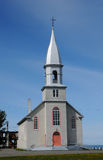 Chiesa di Sainte Madeleine de la Riviere Fotografie Stock