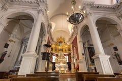 Chiesa di San Biagio fotografia stock