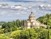 Chiesa di San Biagio Fotos de archivo libres de regalías