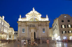 Chiesa di San Biagio Fotografie Stock