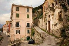 Chiesa Di SAN Filippo Neri salerno Ιταλία στοκ εικόνα με δικαίωμα ελεύθερης χρήσης