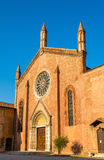 Chiesa di San Francesco in Mantua Royalty Free Stock Photo