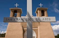 Chiesa di San Francisco de Asis Fotografia Stock Libera da Diritti