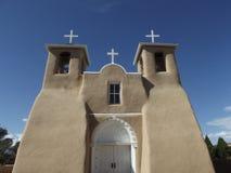 Chiesa di San Francisco de Asis, Ranchos de Taos Immagine Stock Libera da Diritti