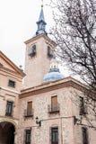 Chiesa di San Gines de Arles Fotografie Stock Libere da Diritti